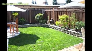 landscaping ideas for small back gardens the garden inspirations