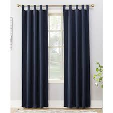 Navy Tab Top Curtains 146 Best My Polyvore Finds Images On Curtain Panels