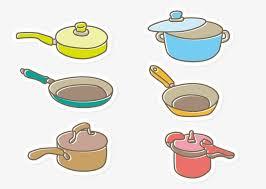 dessin casserole cuisine le dessin des ustensiles de cuisine casserole autocuiseur de la