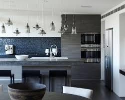 kitchen design ideas renovations u0026 photos with blue splashback