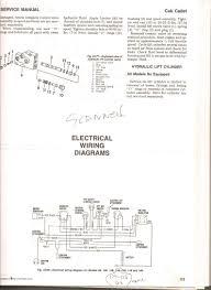cub cadet wiring diagram cub cadet wiring diagram lt1050 u2022 sharedw org