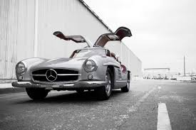 mercedes auction mercedes 300sl alloy gullwing could sell for 6 5 million