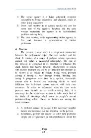 complete note of casework