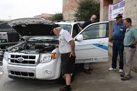 Ford Escape Electric - energy trick or treat u003e hurlburt field u003e display