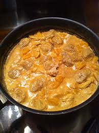 cuisine de coco curry de poulet au lait de coco cuisine du monde