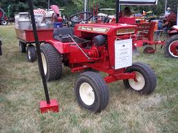 new more modern wheel horse farm equipment pinterest wheels
