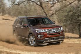 land rover ford 2016 ford explorer 2 3l ecoboost awd first test review