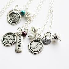 personalized charm necklaces personalized charm necklaces krafty chix deals