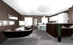 cuisine blanche ouverte sur salon superbe modele de cuisine ouverte sur salle a manger 3 davaus