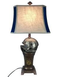 Dallas Cowboys Table Dallas Cowboys Trophy Lamp