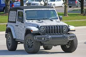 gold jeep wrangler new jeep wrangler to get hybrid and production hike to meet uk