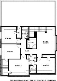 woodrose home plan by bloomfield homes in all bloomfield plans