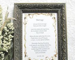 wedding keepsake quotes marriage quote etsy
