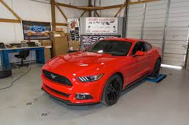 more u002715 ecoboost mustang power in minutes