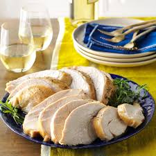 moist tender turkey breast recipe taste of home