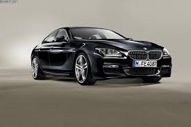 bmw 6 series gran coupe with m sport package