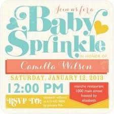 2nd baby shower ideas invite your guests to sprinkle the newest one with