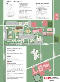 maps and directions university of houston victoria