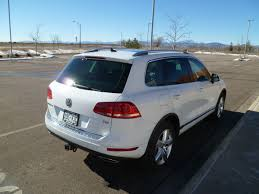 volkswagen touareg white coal 2012 volkswagen touareg tdi lux u2013 so far so good