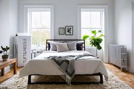 Keetsa Bed Frame by Mattresses Apartment Therapy