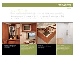 layout ultimate 2006 2006 fleetwood bounder brochure rv literature