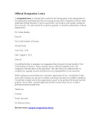 Resignations Letter Template Resignation Letter Effective For Letter Template With Resignation