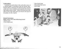 1999 kawasaki kx500 e11 motorcycle owners manual