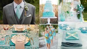 aquamarine wedding top 5 color theme for wedding weddings wedding and