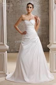 ruched sweetheart wedding dress oasis amor fashion