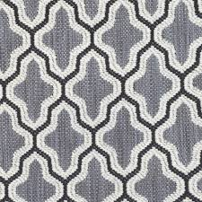 Moroccan Tile by Black And White Moroccan Tile Fabric Floor Decoration