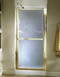 sterling 6500 33 finesse tm hinge shower door