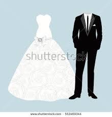 Groom And Groom Wedding Card Bride Groom Wedding Card Bride Groom Stock Vector 553469344
