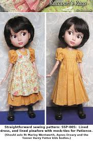 sewing marley hair straightforward sewing pattern ssp 005 lined dress lined