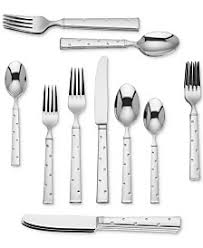 How To Set Silverware On Table Silverware And Flatware Macy U0027s