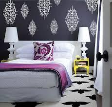 papier peint chambre à coucher papier peint chambre adulte étourdissant modele de papier peint pour
