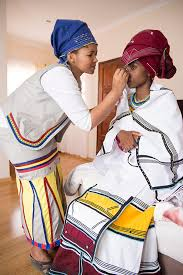 traditional wedding traditional xhosa wedding in eastern cape south wedding