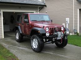 flame red jeep hello from vancouver island jkowners com jeep wrangler jk forum