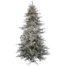 buy northlight 7 5 ft frosted wistler fir artificial christmas