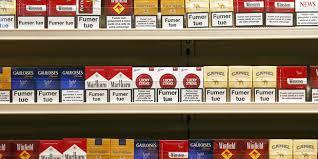 nombre de bureau de tabac en top 50 des plus gros buralistes de