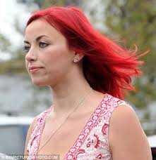 charlotte days of lives hairstyles charlotte church red hair new locks revealed days after