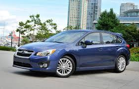 hatchback subaru legacy subaru impreza hatch fun to drive in a family friendly way the