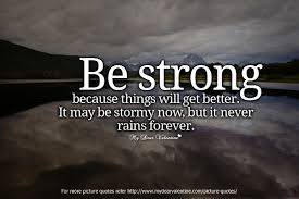 image inspirational quotes be because things will get