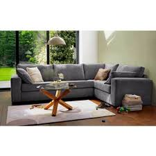 corner couch heart of house eton right hand corner sofa group charcoal
