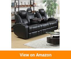 Best Power Recliner Sofa Best Leather Reclining Sofas Review In 2018 A Buyer S Guide