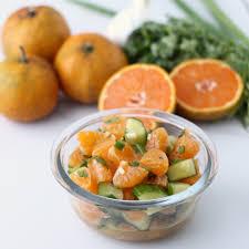 clementine cuisine clementine salsa