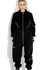 zipper jumpsuit current mood sid zippered jumpsuit dolls kill