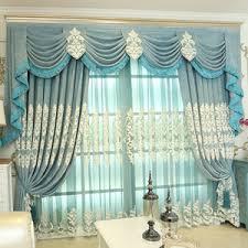 Blue Valance Curtains Valance Curtains Window Valances Window Valance Ideas