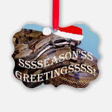 snake ornament cafepress