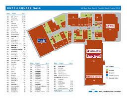 Galleria Mall Store Map Columbia Mall Map Center Map Of Columbia Center A Shopping Center