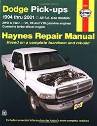 1999 dodge ram service manual amazon com chilton dodge size trucks 1997 2000 repair manual